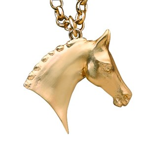 Limited Edition Horse Head pendant